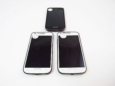 Lot of 3 Samsung Galaxy S2 (T989) (Tmobile) (Check ESN)_C12