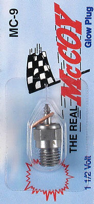McCoy MC-9 Cold Glow Plug (Single)