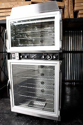 Duke Epo-3/9 Convection Oven & Proofer Commercial Baking Double Stacked
