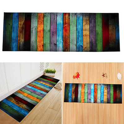 40*120CM Dining Room Carpet Shaggy Soft Area Rug Bedroom Rectangle Floor Mat