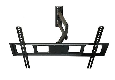 Full Motion Lcd Led Tv Wall Mount Bracket Swivel Tilt 40 42 46 50 55 60 65 70