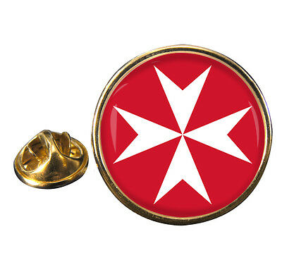 Sovereign Military Order of Malta Lapel Pin Badge