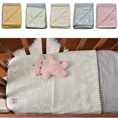 Lodger Dreamer Honeycomb Baby blanket, 75x100cm - Choice of colours - NEW