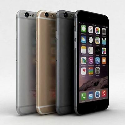 Apple iPhone 6 Smartphone - 16 64 128 GB Unlocked Space Grey Rose Gold Silver