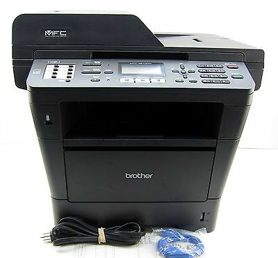 Brother MFC-8810DW Multi Function Multifunction Laser Printer Scanner Copy Wi-Fi