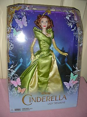 Lady Tremaine - Disney Cinderella, Mattel - NRFB, 2014