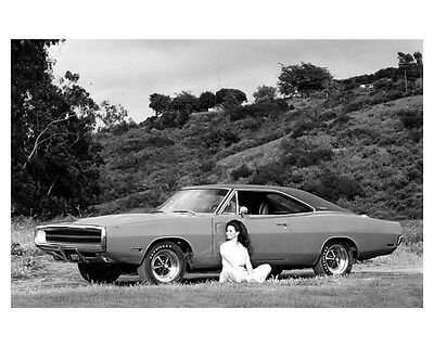 1970 Dodge Charger Factory Photo uc5340