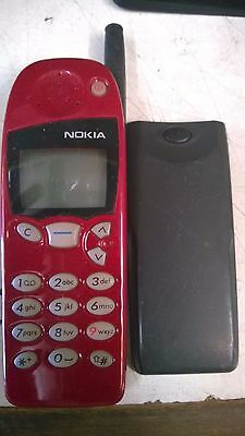 Untested Vintage Nokia 5185Ivb Cell Phone As-Is  Vp2-8