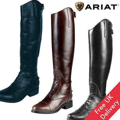 Ariat Ladies Bromont H20 Tall Boots (Non-Insulated)