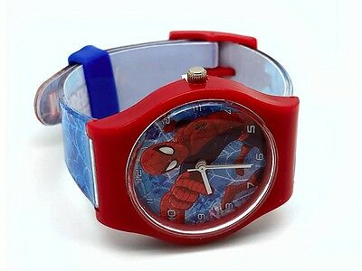 Marvel Orologio da polso Spiderman Metal Box PS 06491