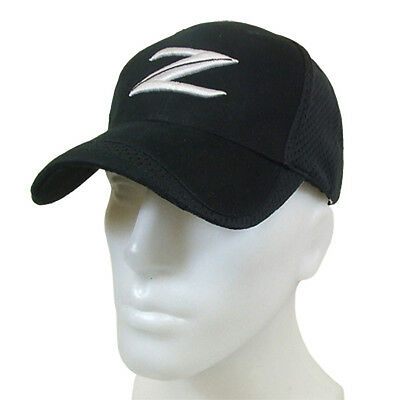 Nissan 370Z Low Profile Black Baseball Cap