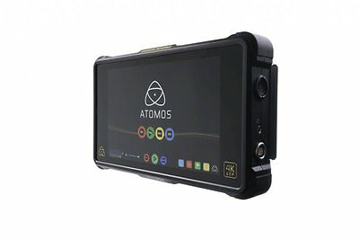 "Atomos Shogun Inferno, 4K ""HDR"" Monitor/Recorder,travelcase,Education, Powerkit"