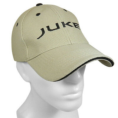 Nissan Juke Cool Mesh Fitted Khaki Baseball Cap