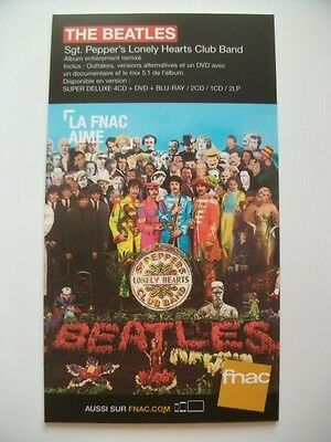 PLV/14X25 CM/THE BEATLES / Sgt .PEPPER'S LONELY HEARTS CLUB BAND
