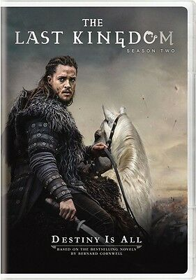 Last Kingdom: Season Two - 3 DISC SET (2017, REGION 1 DVD New)