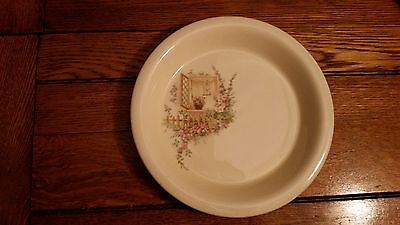 Coors Pottery Thermo Open Window Porcelain Pie Dish or Bowl