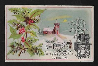 The New Remington Sewing Machine, Ilion, NY