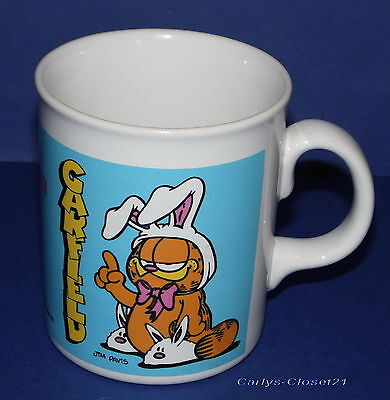 GARFIELD * Vintage Rare 1978 Kinnerton Ceramic Mug * Jim Davis * Collectable *
