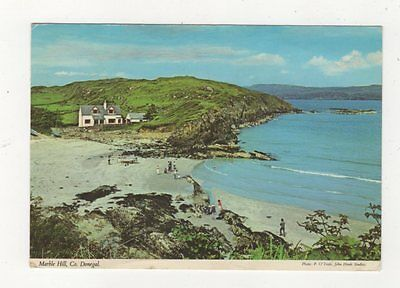 Marble Hill Co Donegal Ireland Postcard 911a