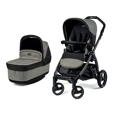 Peg Perego Book Pop-Up Stroller and Bassinet - Atmosphere