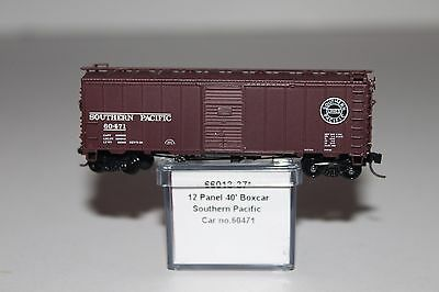 N Scale Intermountain 66013-37 Southern Pacific 40' Single Door Boxcar 60471