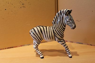 Beswick Zebra - Porcelain Wild Animal Figurine - Very Rare Figure - Now Reduced