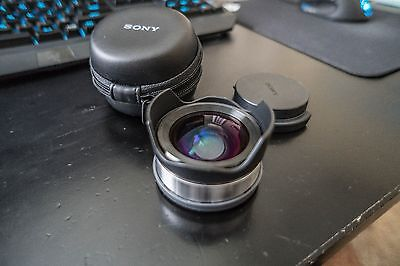 Sony VCL-ECU1 Ultra Wide Converter for sony 16mm sel16f28 lens