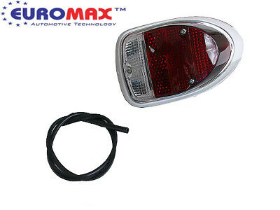 For Volkswagen Beetle 1962-1967 Tail Light Left 1.2L H4 Euromax 111945095NBR