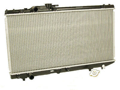 Direct Fit Alliant Radiator For 1992-1995 Toyota Paseo