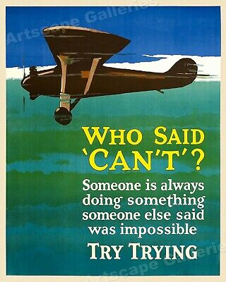 24x30 Set the Pace Win the Race! 1929 Workplace Motivational Poster