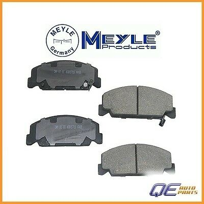 Disc Brake Pad Set Front VALUESTOP VSD273 Fits Honda CRX Civic Si Del Sol