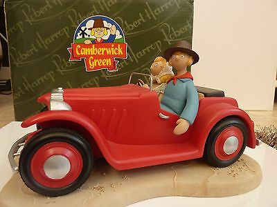Robert Harrop - Camberwick Green  - Molly's Car / Windy Miller - Cgq01  - Ltd Ed