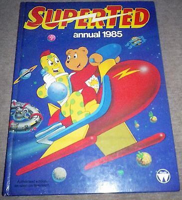 SuperTed Annual 1985
