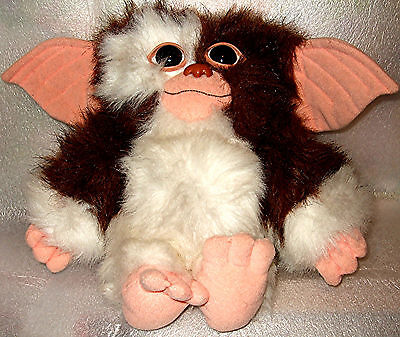 GIZMO from The Gremlins Soft Furry Toy NEW (Old Stock)