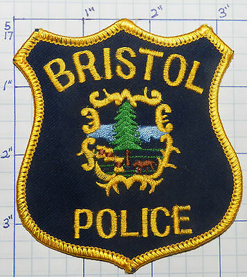 Vermont, Bristol Police Dept Version 1 Patch