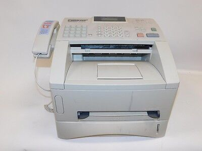 Brother Fax4100E Intellifax 4100E Page Count Less Than 3K W/ Toner Fax Machine
