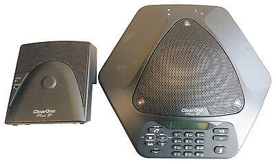 ClearOne Max IP Conference Phone 860-158-330 W/Power Supply