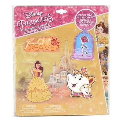 Disney Princess - Beauty and the Beast Belle Adhesive Patches - Styles Vary