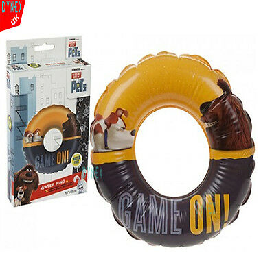 "NEW 47/"" Inflatable Turbo Tyre Swim Swimming Ring Rubber Tube Lilo Pool Float"