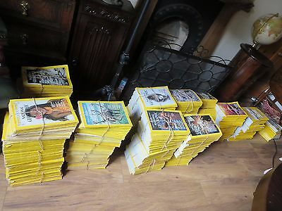 50 year collection of National Geographic Magazines - 1966-2016 - LANCS