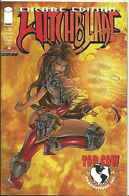Witchblade #2 Encore Edition (Image) 1997 (Nm-)