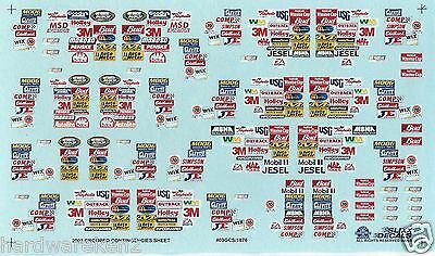 Nascar Decal 2003 Grouped Contingencies - Slixx