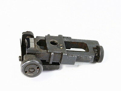 Enfield No4 Rear Target Sight