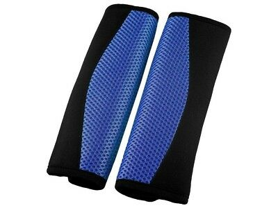 XtremeAuto® Universal fit BLUE Car Seat Belt Comfort Pads/Covers/Cushions