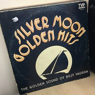 Billy Vaughn - Silver Moon Golden Hits (Vinyl Record LP)
