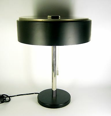 60er / 70er Jahre Design Lampe / Tischlampe Retro Table Lamp Space Age Cool XXX
