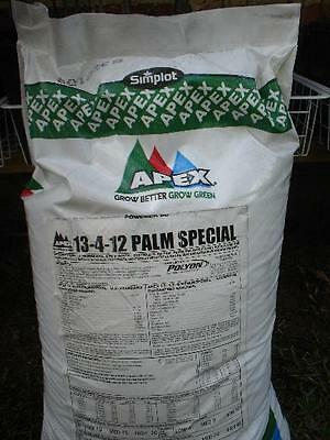 Palm Special Fertiliser-SLOW RELEASE NPK 13-4-12+Te 8-9 mths Imported from USA