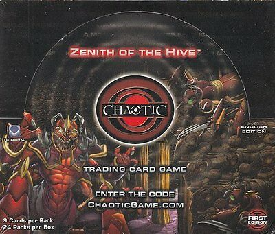 Chaotic Zenith of the Hive Booster Box