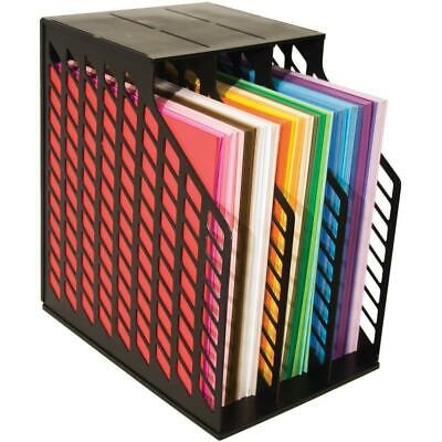 Storage Studios Easy Access Paper Holder Black
