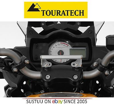 TouraTech  Lockable GPS Adaptor Mount For KAWASAKI VERSYS 650 - 4085410